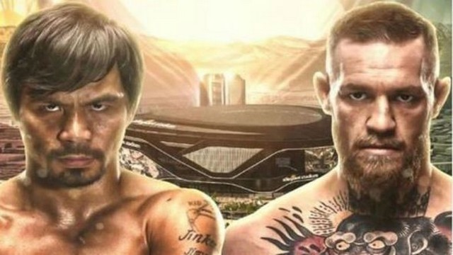 Conor McGregor và Many Pacquiao xác nhận sẽ so găng trong trận đấu trăm triệu đô