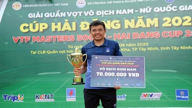 Làng quần vợt Việt Nam rục rịch ngày trở lại