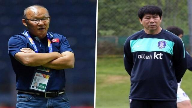 Đội tuyển quốc gia Việt Nam đang Hàn Quốc hóa ban huấn luyện chính